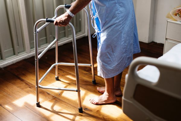 aged care vulnerable to health acquired infection