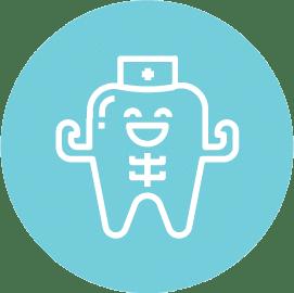 Dişçi, ikon