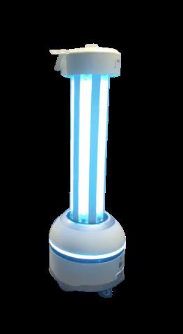 RUVi Robotic Disinfector